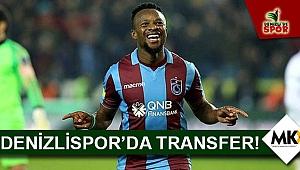 Denizlispor'da transfer!