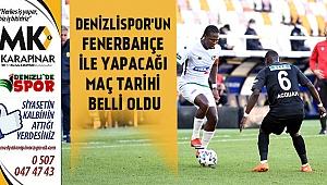 Fenerbahçe maç tarihi belli oldu